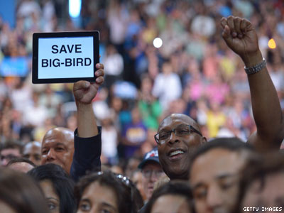 Op-ed: How Big Bird Brought Out the Gay, Closeted Romney Supporters