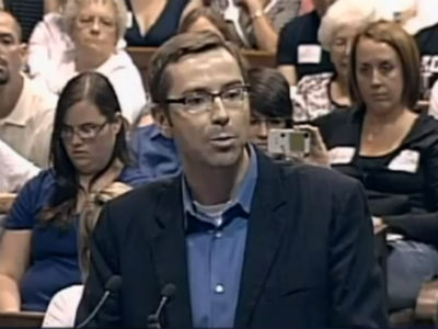 WATCH: Missouri Minister Gives Gay Rights Speech With a Twist
