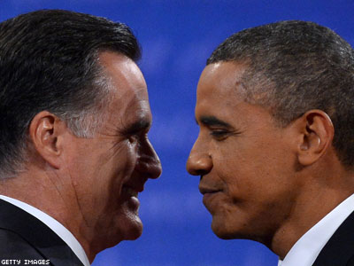 Obama Sinks Romney's Battleship