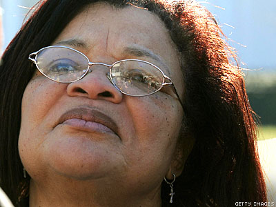 MLK's Niece Insinuates Gay Marriage Supporters Going to Hell