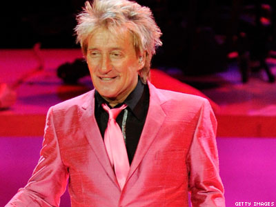 Rod Stewart: Stomach Pump After Gay Encounter Never Happened