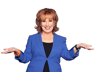 The New Joy Behar