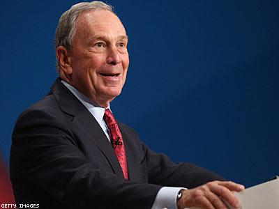 Bloomberg Rallies for Marriage Equality in Baltimore