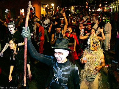 a new orleans trip for halloween - New Orleans Halloween Parties