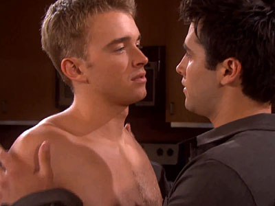 WATCH: Days of our Lives' First Gay Sex Scene