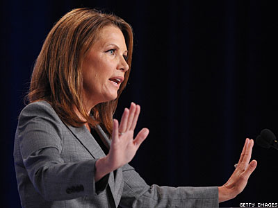 WATCH: Audience Laughs at Michele Bachmann's Claim She Doesn't 'Do' Political Speech