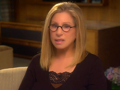 WATCH: Streisand Touts Obama's Record on LGBT Issues