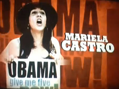 WATCH: Spanish-Language Romney Ad Links Obama to Controversial Figures