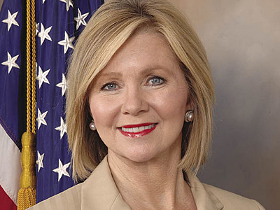 Gay Rights Foe Marsha Blackburn Reelected to Congress From Tennessee