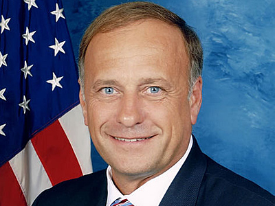 NOM Ally Steve King Wins Tough Congressional Race in Iowa