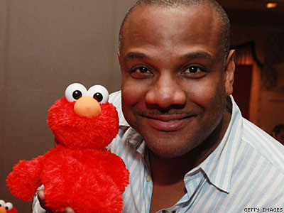 Elmo Puppeteer Comes Out, Denies Inappropriate Affair