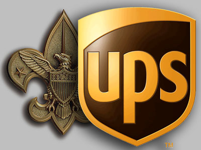 UPS Cuts Funding to Antigay Boy Scouts