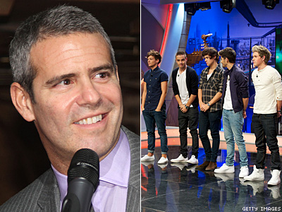 Andy Cohen Apologizes for One Direction Twink Remark