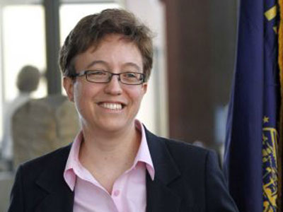 Out Lesbian Elected Oregon House Speaker