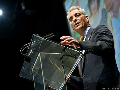 Chicago Mayor Rahm Emanuel Draws Opposition, Support for Marriage Equality Stance