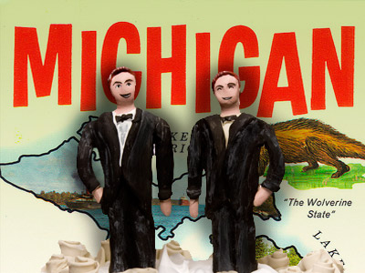 Majority Support Marriage Equality in Michigan