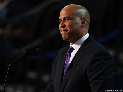 LGBTs Want Cory Booker to Challenge Christie for N.J. Governor