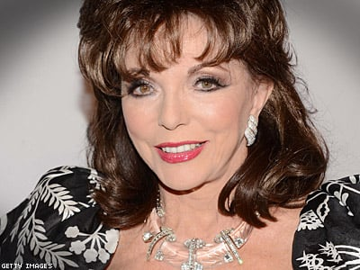 Don't Mess With Joan Collins, Seriously