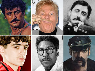 Gay Men And Queer Women And The Cultural History Of The Mustache