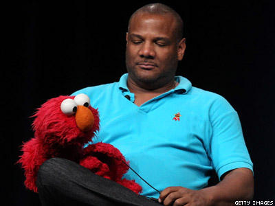 Third Man Accuses Elmo Puppeteer of Sex With Underage Partner