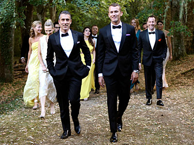 J. Crew Features Gay Couple in Weddings Section