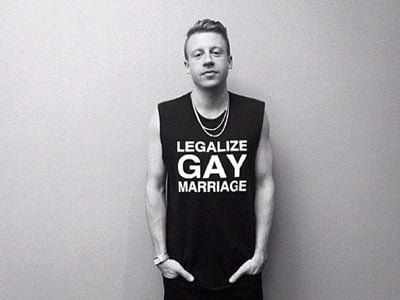 Macklemore on Teacher Suspended for Playing His Song in Class