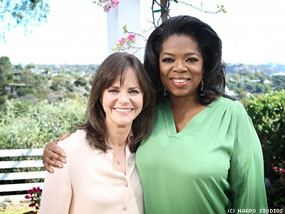 Sally Field Says More Parents Must Advocate for Their Gay Kids