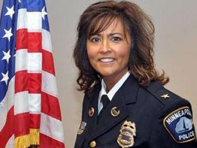 Minneapolis Appoints First Lesbian Police Chief