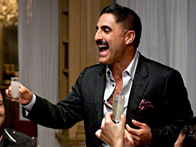 Welcome Back Gay Star of Shahs of Sunset Tonight