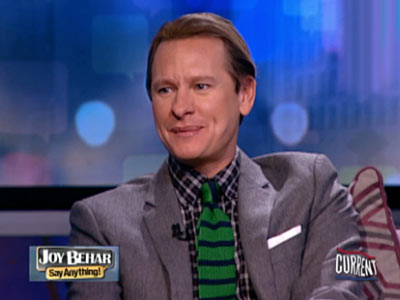 WATCH: Carson Kressley Says Queer Eye Forced Him to Come Out to Parents