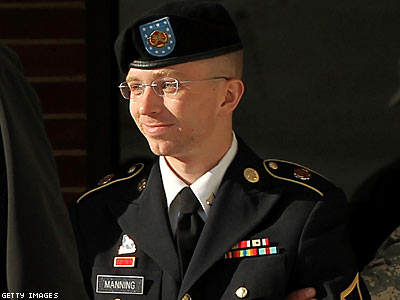 Manning Awaits Court Martial While Considering His Future