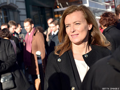 French First Lady Waiting to Witness Gay Weddings