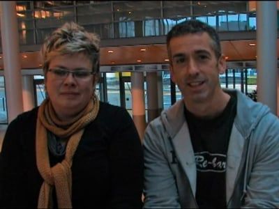 Dan Savage and the Rest of Washington Prep for Sunday Weddings