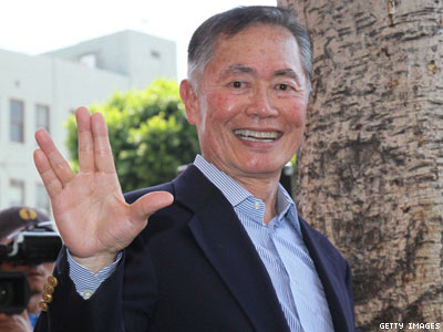 George Takei's Marriage Equality Lunch-Date with Donald Trump