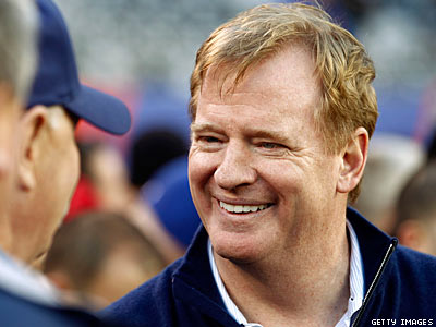NFL Commissioner Beat Bullies And Defended Gay Brother in High School