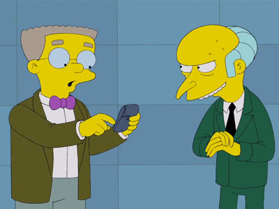 'The Fiscal Cliff' as Explained By Mr. Burns