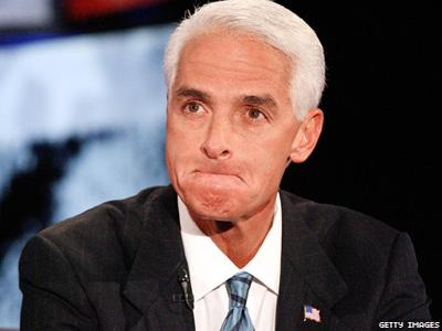 Charlie Crist Comes Out as a Democrat