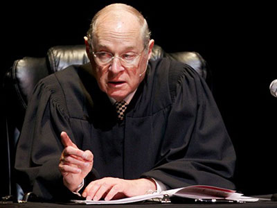 Where Will Justice Kennedy Stand on the Marriage Cases?