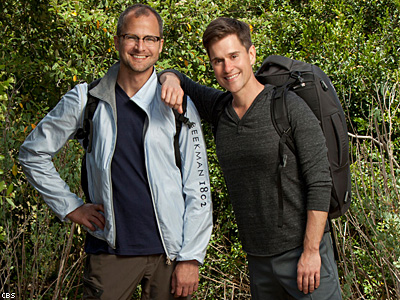 Goat Farming Gay Couple Wins Amazing Race 21