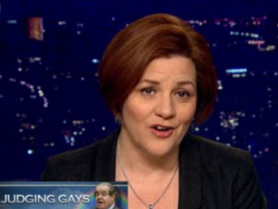 Christine Quinn Calls for Justice Scalia to Apologize