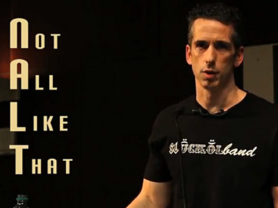 WATCH: Dan Savage Wants Liberals To Recover 'Hijacked' Christianity