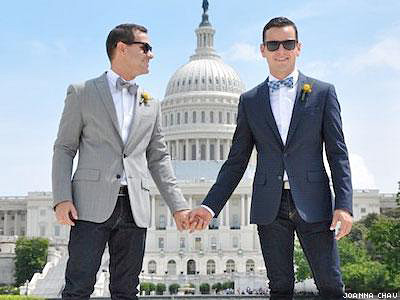 How DOMA Affects One Binational Couple