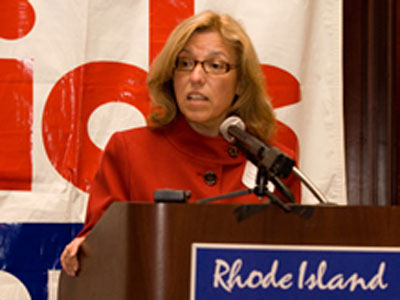 Rhode Island Senate Leader Commits to Marriage Vote