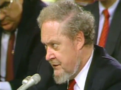 Robert Bork's Antigay Record