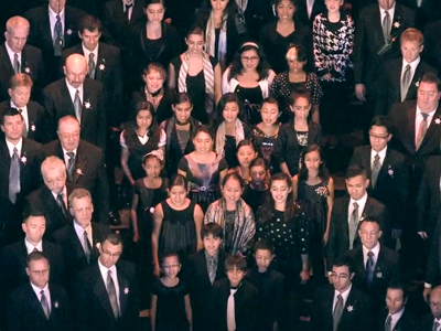 WATCH: Gay Men's Chorus Dedicates Carol To Sandy Hook Victims