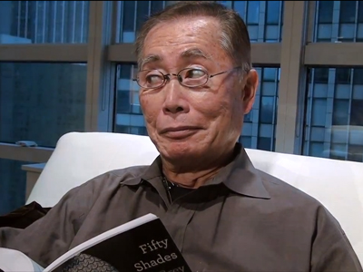 WATCH: Fifty Shades of Takei