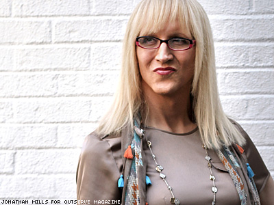 The Trans Woman Who Is Taking on the Military