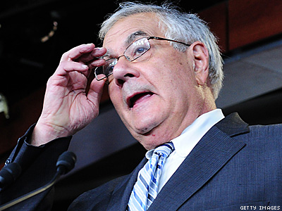 WATCH: Barney Frank Wants to Be a Senator