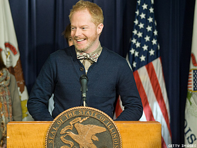 WATCH: Jesse Tyler Ferguson Says Marriage Equality Is Defining Civil Rights Issue of Our Time