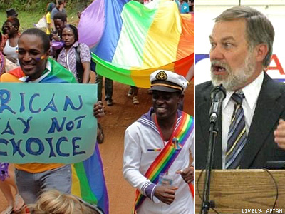 LGBT Ugandans File Suit Against Antigay American Pastor Scott Lively